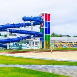 Laugardalslaug Swimming Pool