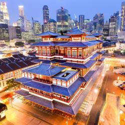 מרכז מסורת צ'יינה-טאון, סינגפור