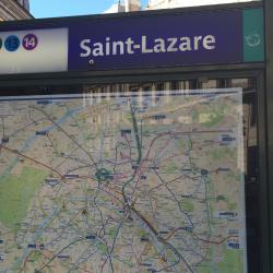 سان لازار (مترو باريس)