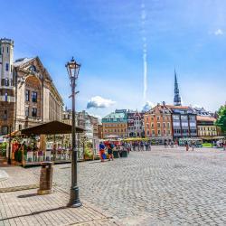 Dome Square, ריגה