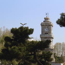 برج الساعة، دولمة بهجة