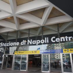 תחנת הרכבת המרכזית של נאפולי