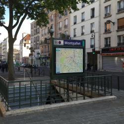 Estação de metrô Montgallet