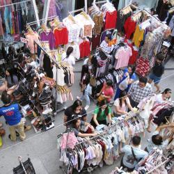 השוק הסיטונאי פראטונם, בנגקוק