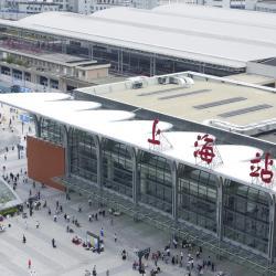 محطة قطار شانغهاي