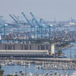 Puerto de Long Beach