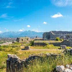 Rozafa Castle Shkodra, שקודר