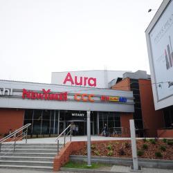 Alfa Shopping Center, ריגה