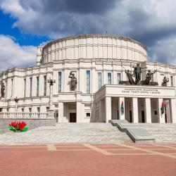 National Academic Big Opera and Ballet Theatre, מינסק