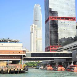 Hong Kong Macau Ferry Terminal