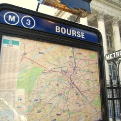 محطة مترو البورصة