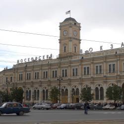 Estação de trem Moskovsky