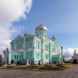 Mosteiro Serafimo-Diveevskij, Diveevo