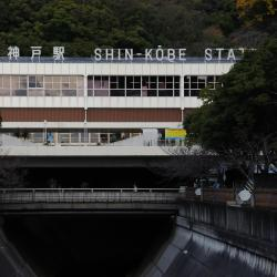 תחנת הרכבת שין קובה