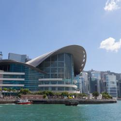 Centro de Convenções e Exposições de Hong Kong