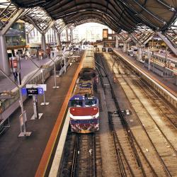 Estação de Trem Southern Cross