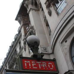 ريومور - سباستوبول (مترو باريس)