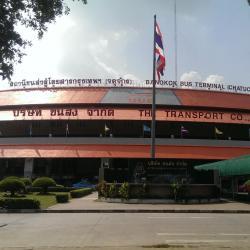 מסוף האוטובוסים הצפוני מו צ'יט, בנגקוק