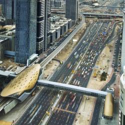 محطة ميترو مركز التجارة العالمي