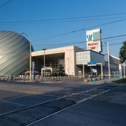 Shopping center AFI Cotroceni, Bucareste