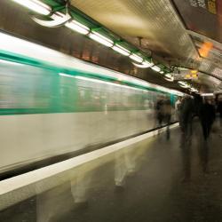 سان دوني - بورت دو باري (مترو باريس)