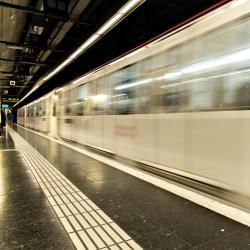 Estação de metrô Santa Eulàlia