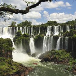 Parque Nacional de Cataratas del Iguazú
