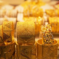 שוק הזהב, דובאי