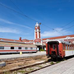 Estación central de trenes de Varna