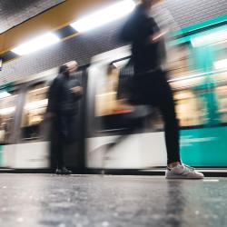 Estação de Metro Couronnes