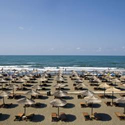 Long beach, אולצין