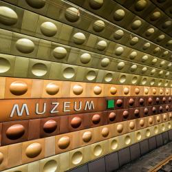 Estação de Metrô Muzeum