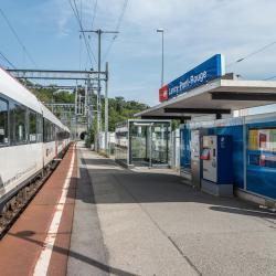Estação de trem Lancy-Pont-Rouge