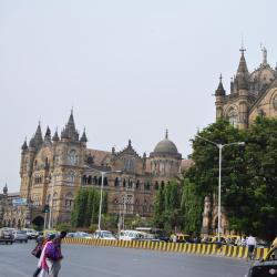 Estação de trem Chhatrapati Shivaji Maharaj Terminus