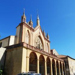 Mosteiro de Cimiez