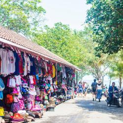Mercado de arte de Kuta