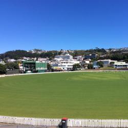 Basin Reserve Cricket Ground