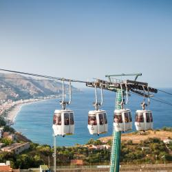 Taormina Cable Car - Upper Station