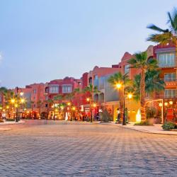 Centro de Hurghada - Saqqala Square