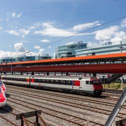 Estação de trem Genève-Sécheron
