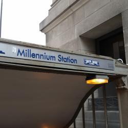 תחנת מילניום