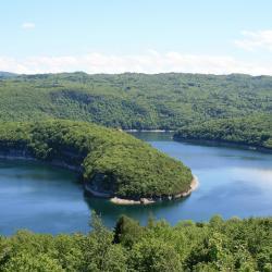 Lac de Vouglans, Maisod