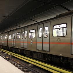 محطة مترو نيوس كوزموس