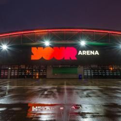 Pabellón Metro Radio Arena