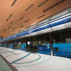 Estação de Metrô Al Jaddaf