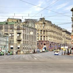 Tverskaya Street, Moscou