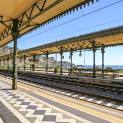محطة قطار تاورمينا - جيارديني ناكسوس
