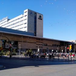 Estación de tren de Málaga