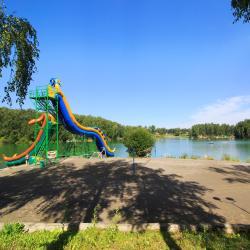 Lago Aya, Rybalka