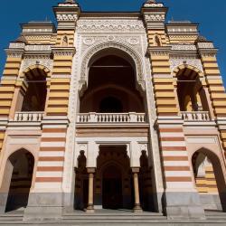 Nhà hát nhạc vũ kịch và ba lê Tbilisi
